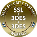 Websale Data Security System™